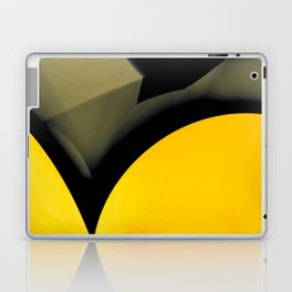 Structures of Silence #21 Laptop & iPad Skin