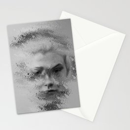 The Unknown selfie Stationery Cards