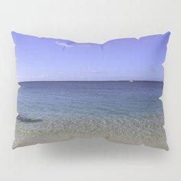 Caribbean Beach Pillow Sham