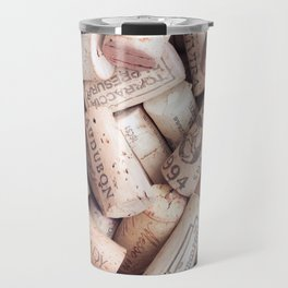 More Corks Travel Mug