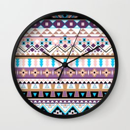 Aztec jazz 2013 Wall Clock