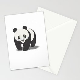 This Is Pandamonium Funny Panda Pandemonium Lover Humor Gift T-Shirt Stationery Cards