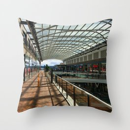 Birkenhead Point Mall Sydney Throw Pillow