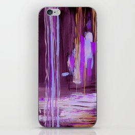 Inflection iPhone Skin