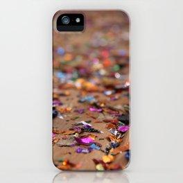 Glitter II iPhone Case