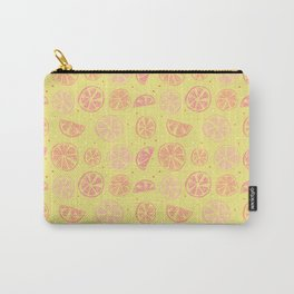 Paloma Grapefruit Carry-All Pouch