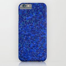 Blue Slim Case iPhone 6s