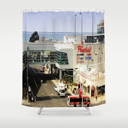 Shop by the Bay Shower Curtain