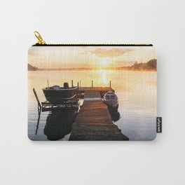 Sunrise at the Cottage Carry-All Pouch