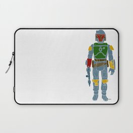 My Favorite Toy - Boba Fett Laptop Sleeve
