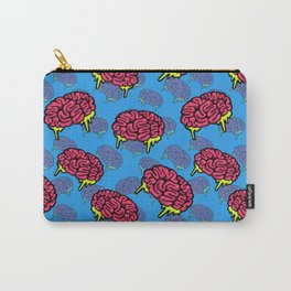 Brains Everywhere Carry-All Pouch