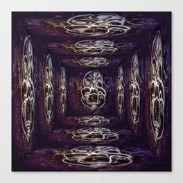 The Tiki Room Canvas Print