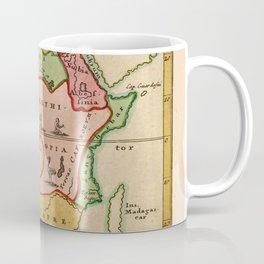 Map Of Africa 1764 Coffee Mug