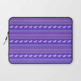 Horse Pattern Laptop Sleeve