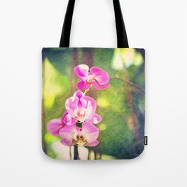Orchid Impressions Tote Bag