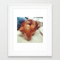 bread Framed Art Prints featuring Bread by Michael Mann