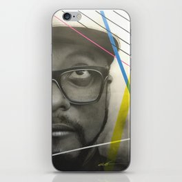 'Will (I Am) Power' iPhone Skin