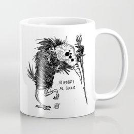 Mostro Brutto alienato Coffee Mug