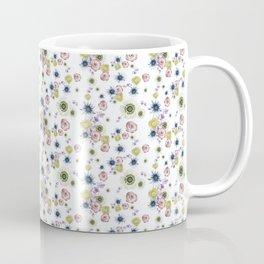 Florence White Coffee Mug