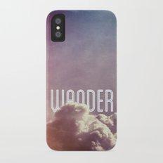 Wander (vertical) iPhone X Slim Case