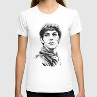merlin T-shirts featuring Merlin by Anna Tromop Illustration