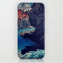 Hunker Down at Risna iPhone Case