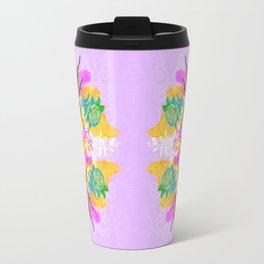 flower bug Travel Mug