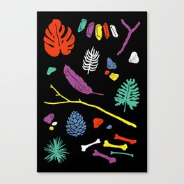 Organisms Canvas Print