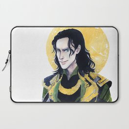 Loki of Asgard Laptop Sleeve