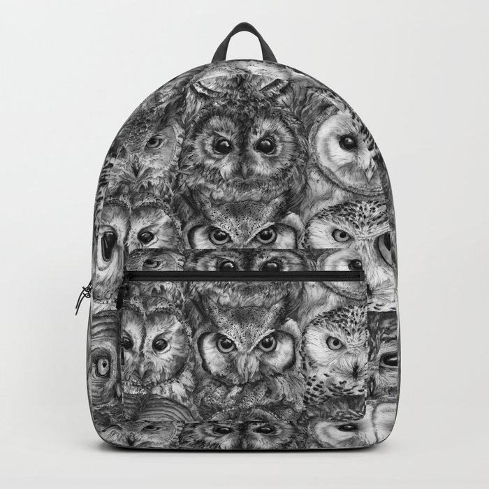 Owl Optics BW Backpack