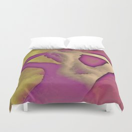 SHAPES IN THE CLOUDS Duvet Cover