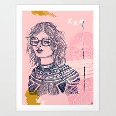 Changes Art Print