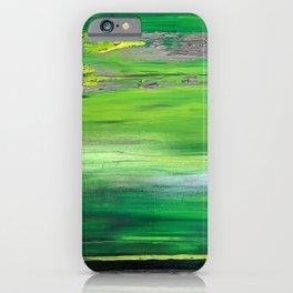 Verde Mantis iPhone Case