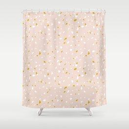Terrazzo Shower Curtain