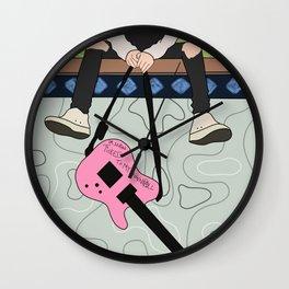 Downfall Wall Clock