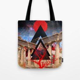 Visions and Illusions Tote Bag