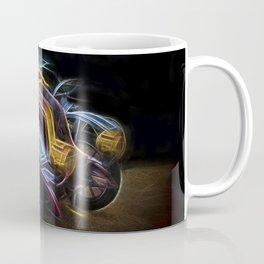 Fractal car vintage car23 Coffee Mug