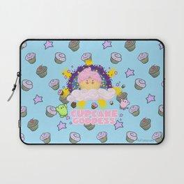 Cupcake Goddess 2 Laptop Sleeve