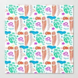 pattern I Canvas Print
