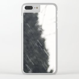 The bleak winter Clear iPhone Case
