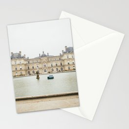Palais du Luxembourg - Paris France Palace Architecture Stationery Cards
