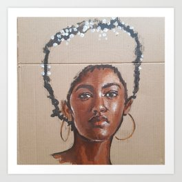 Ebonee Davis Art Print