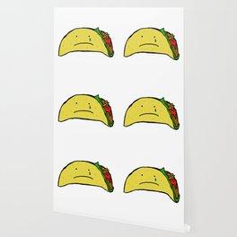 Sad Taco Wallpaper