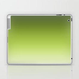 Olive ,green , Ombre Laptop & iPad Skin