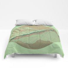 TOPOGRAPHY 001 Comforters