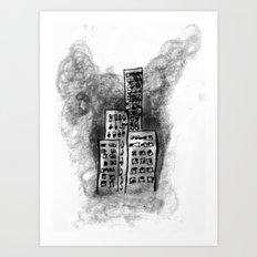 Salve 02 Art Print