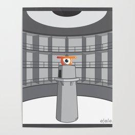 panoptic glance Poster