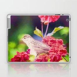 Bird Peace Garden Laptop & iPad Skin