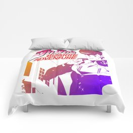 Jojos Bizarre Adventure Comforters