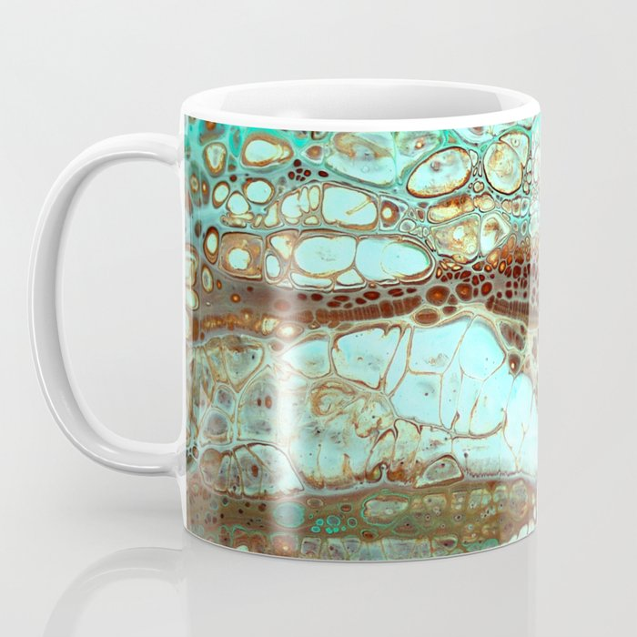 Abstract Annemarie Coffee Mug